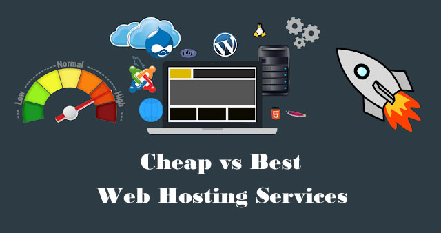 Cheap Web Hosting vs Best Web Hosting 1