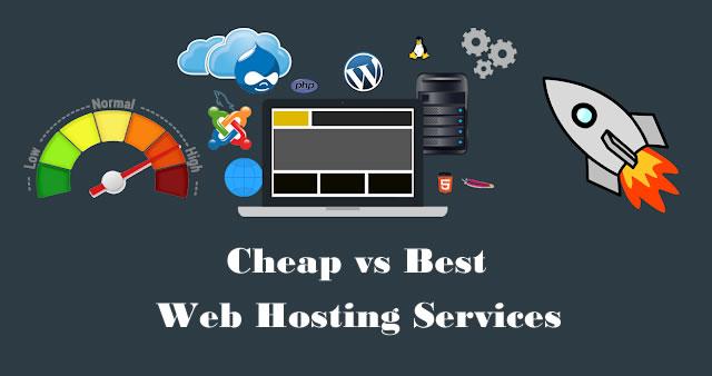 Cheap Web Hosting vs Best Web Hosting 1