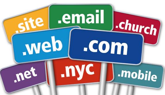 Choosing Top Level Domain Name