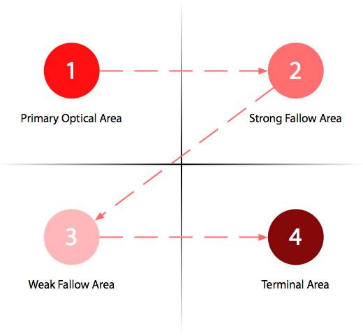 Website Reading Pattern